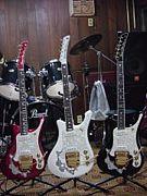 Mosrite/YAMAHAインストギター
