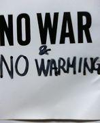 NO! WARMING! 地球温暖化対策!