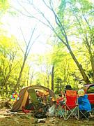 cammoc☆キラキラ女子キャンプ