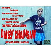 レディース古着 Daisy Chainsaw