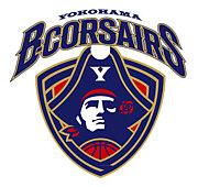 bj 横浜ビー・コルセアーズ