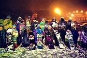 福島県 スノーボード部