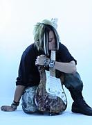 Guitarist  aki