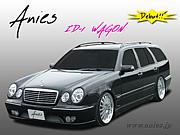 Anies (W210 ベンツ エアロ)