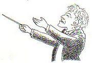 指揮者になりたい