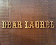 『DEAR LAUREL』