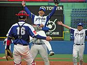 草野球メンバー募集中のチーム