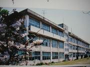 新湊南部中学校