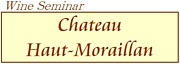 Chateau Haut-Morallian