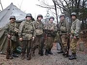 WW2兵隊再現体験