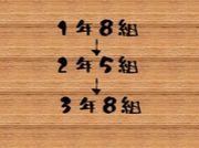 諫早高校(第49回卒)3年8組