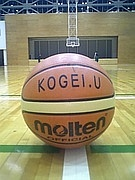 東京工芸大学女子バスケ部♪