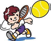 台東区でテニス&バトミントン