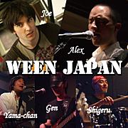 WEEN JAPAN