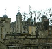 ロンドン塔。