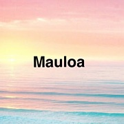 """ハンドメイド ''mauloa"""""""
