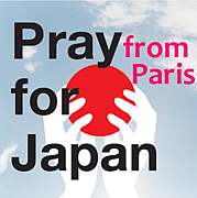 震災チャリティーバザーin Paris