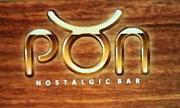NOSTALGIC BAR PON