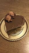バタークリームケーキを食べたい
