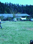 家族キャンプ  ソロキャンプ