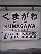 熊川駅利用