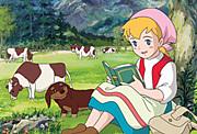 世界名作劇場 牧場の少女カトリ