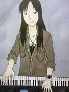 キーボード奏者 AZUKI七さん