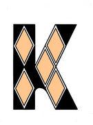 """頭文字""""K"""""""
