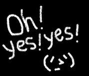 ( ´_ゝ`)<Oh!yes!yes!