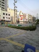 華の国道26号線【in西成】