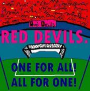 RED DEVILSの、リーグ開始!!