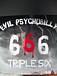 666 triple six