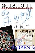At will F3