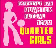 FUTSAL TEAM QUARTER GIRLS(仮)