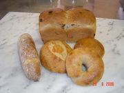 自家製酵母パン vollkorn