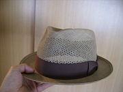 パナマ帽が好き