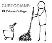CUSTODIANS!