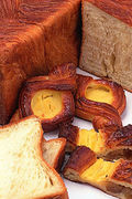 食パンのボロニヤ