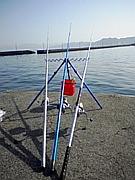 関西投げ釣り師募集