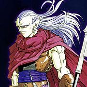 クロノトリガー 魔王(ジャキ)