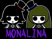 闇黒姉妹+++MONALINA