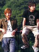 坂本さんと岡田くん