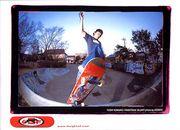 スケートボード 4sight
