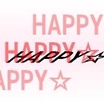 Happy★Happy〜☆