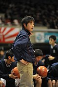 """片峯 """"Coach K"""" 聡太"""