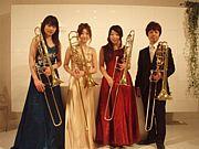 Let's Trombone Quartet