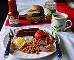 英国式朝食