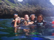 ピピ島でダイビング!