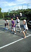 奈良でテニスしようぜ!
