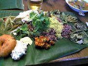 新潟県 南インド料理食事計画